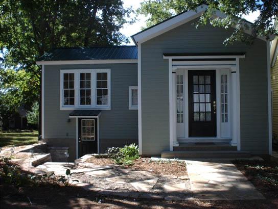 Tuscan Cottage Bloomington Rental Propertyarchitectural